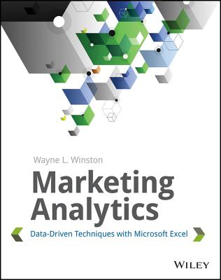 Marketing Analytics By Winston, Wayne L.